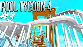 STOR VANDRUTSJEBANE! - Roblox Pool Tycoon 4 Dansk Ep 3