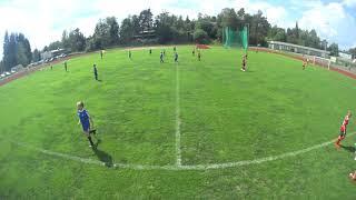 PJK- FC Kangasala, 8.6.2019, Kymppiturnaus, alkulohko 1/3