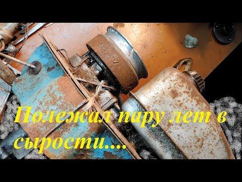 Утопили лодочный мотор! Салют-2Э. Ремонт.