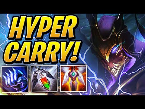 HYPER CARRY ZED /w ELECTRIC TEAM Zapping Everyone!   Teamfight Tactics Set 2   TFT   LoL Auto Chess