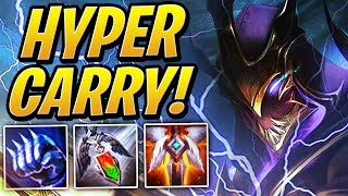 HYPER CARRY ZED /w ELECTRIC TEAM Zapping Everyone! | Teamfight Tactics Set 2 | TFT | LoL Auto Chess