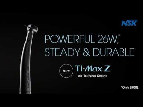 Наконечники Ti-Max Z от японского производителя NSK