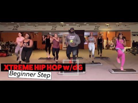 Beginner Step Aerobics