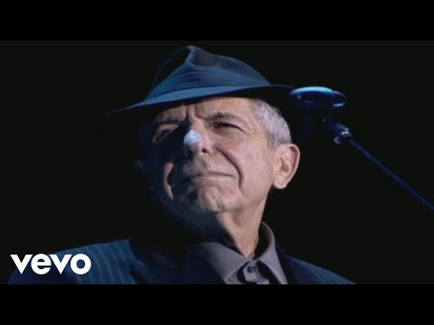 Leonard Cohen - The Future (Live in London)