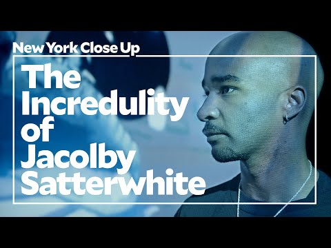 """The Incredulity of Jacolby Satterwhite   Art21 """"New York Close Up"""""""
