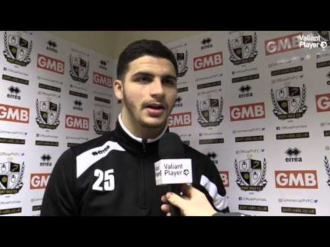 Freeview: Ryan Inniss Pre Coventry City (H) 2015/16