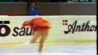 Dorothy Hamill - 1976 World Championships - SP