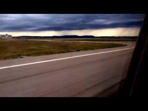 Atterrissage Vol Tunisair 902 - Tunis - Marseille Le 20 Juillet 2014