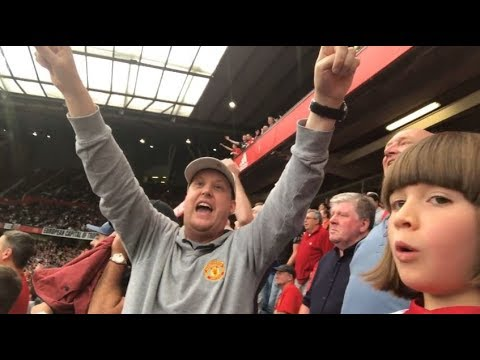 Manchester United v West Ham United | Match Day Vlog | Premier League | 13.08.2017