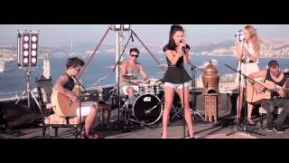 INNA - Shining Star .Rock the Roof @ Istanbul