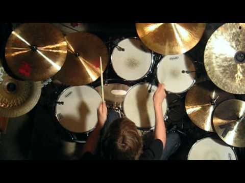 Pendulum - Blood Sugar (Drum Cover)