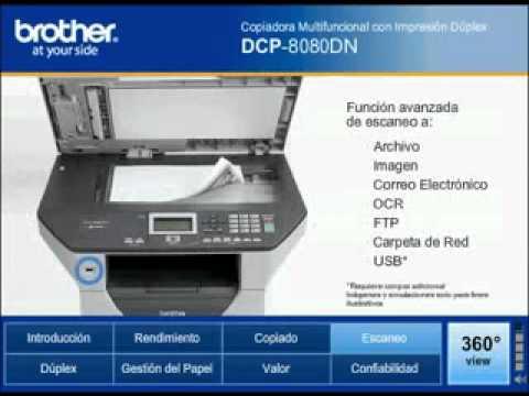 Multifunción Brother DCP-8080DN