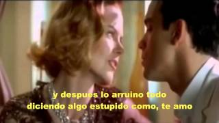 Robbie Williams and Nicole Kidman Smething Stupid subtitulos español