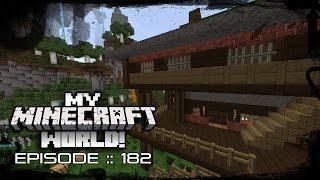 My Minecraft World | Episode 182 | Training (1080p 60FPS)