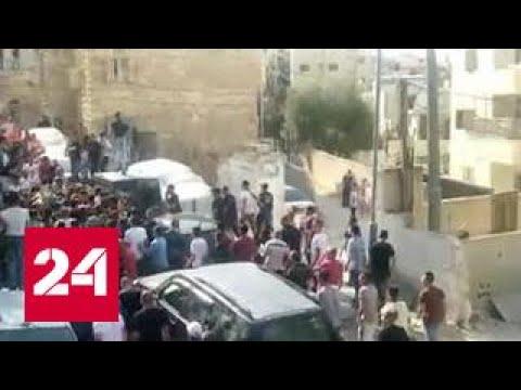 Жертвами вооруженного ножом палестинца стали трое израильтян