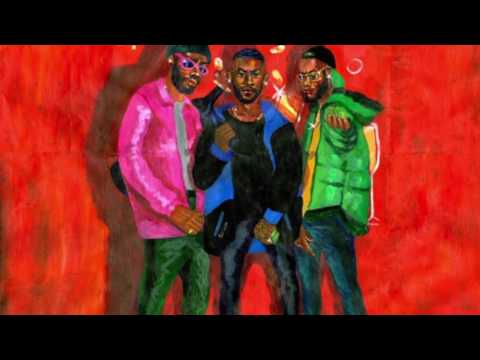 Goldlink ft. Brent Faiyaz and Shy Glizzy - Crew (extended)