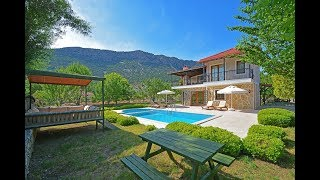 Tatil Villam | Villa Doğa - Kalkan Bezirgan Köyü kiralık villa tatili