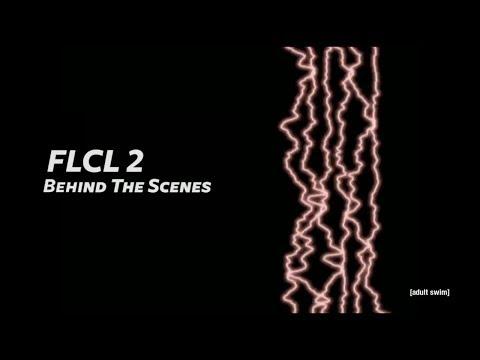 Adult Swim   Toonami   FLCL Progressive (S2)   Behind The Scenes (Full Version)