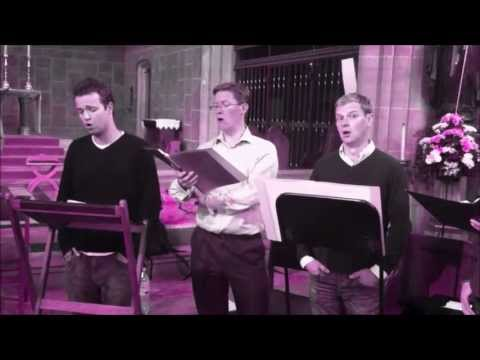 Rehearsal For TONUS PEREGRINUS CD Music From The Eton Choirbook (Naxos 8.572840)