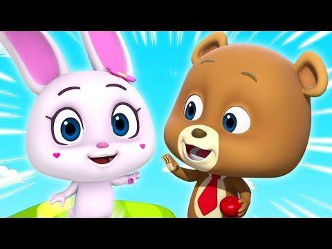 Eğlenceli Çizgi Filmler - Loco Nuts - Çocuk Ve Bebek Şarkıları | Kids TV Türkçe