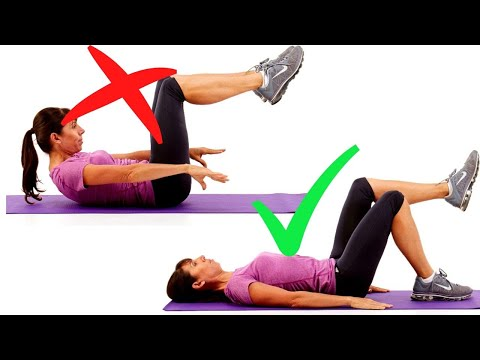 How to Modify Abdominal Exercises for Pelvic Floor Protection