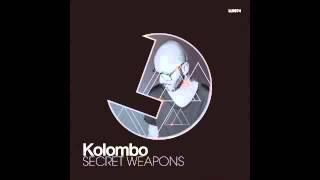 Kolombo presents Secret Weapons (MixTape) - LouLou records LLR074