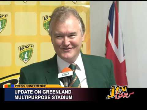 PRESS UPDATE ON GREENLAND STADIUM   11TH OCTOBER 2016