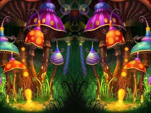 Mushroom Therapy - Shulman ( psychill / psybient )