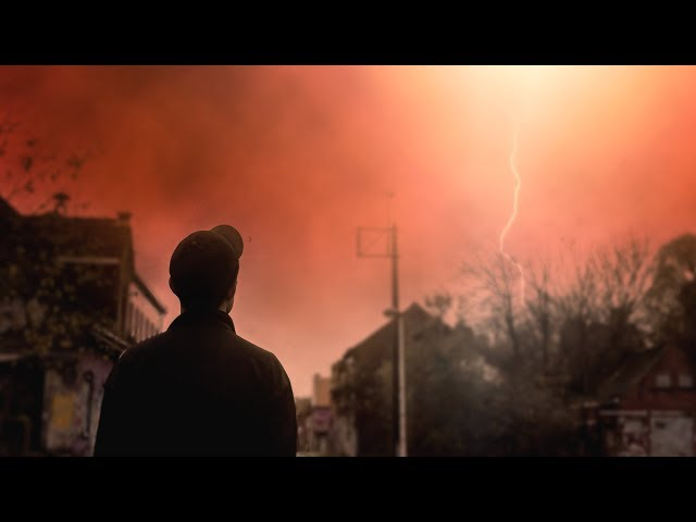 SOLAR ERUPTION – END OF OUR ERA [OFFICIAL VIDEO]