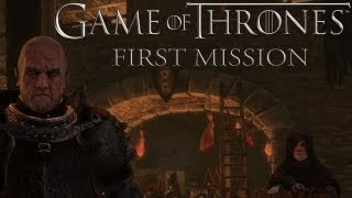 Game of Thrones Gameplay - First Mission