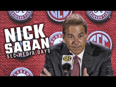 Media picks Alabama to win SEC