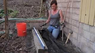 How to Build Raised Beds Part 2 - Building the Raised Beds