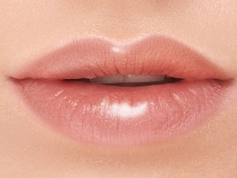 Make-up with Photoshop : How to add Lip Gloss - YouTube