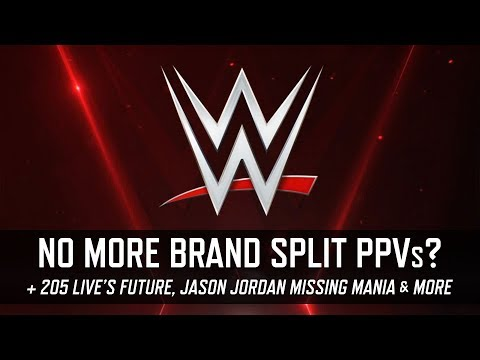 WWE Ending Brand-Split PPV Events with Backlash 2018 & More (Smack Talk 324 Hot Tags)