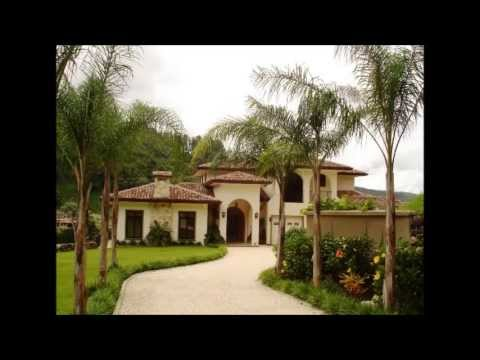 Luxurious Spanish Colonial Villa for sale in Boquete, Panama