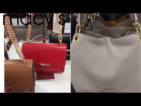 30% Off Disigner Hangbags Michael Kors DKNY Purse At Macy's