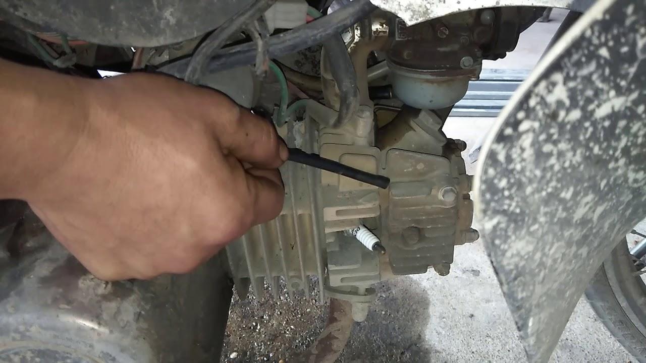Hướng dẫn sửa chữa xe máy để lâu ngày không Nổ được