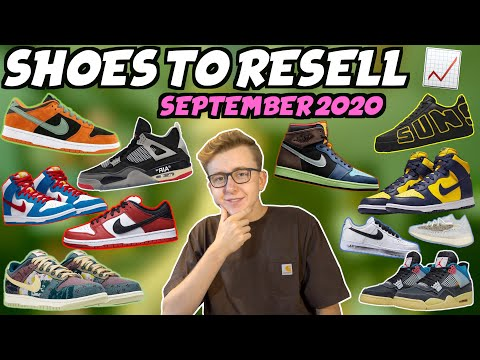 SHOES TO BUY September 2020! | RETAIL