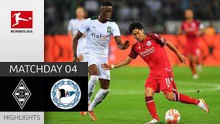 Боруссия Менхенгладбах  3-1  Арминия видео