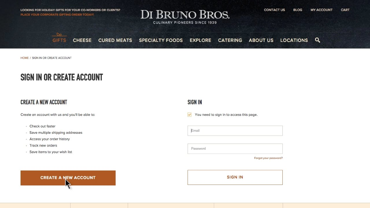 En us/customer/account/create - Managing Customer Accounts Manage Store Bigcommerce University