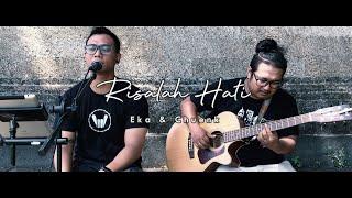 Risalah Hati - Dewa 19 (Cover) by Eka & Chuenk