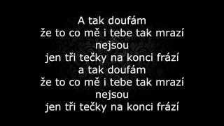 Kryštof - Ty a já (Lyrics)