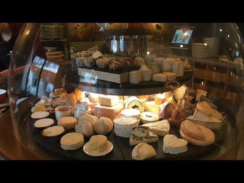 The Best Cheese Restaurant In France? La Cloche à Fromage In Strasbourg
