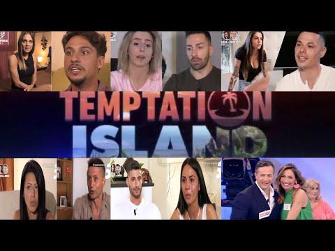 LE COPPIE DI TEMPTATION ISLAND 2018