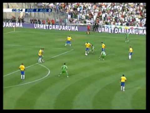 Algérie vs Brésil les Algeriens