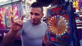 Bütün boxe makinelerin rekorunu kıran Türk Mc Yakisikli - Mc Bogoss