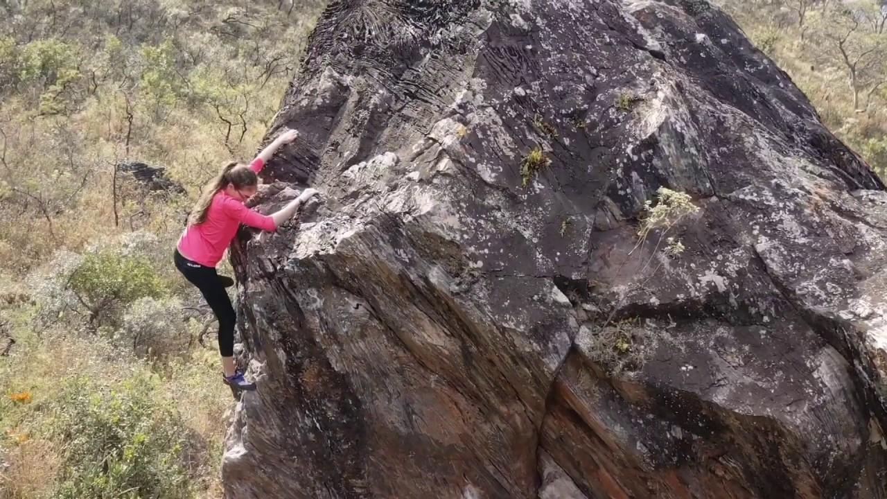 Boulder Ziglyn V4 - Pedra Rachada/MG