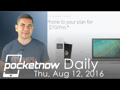 iPhone 7 Smart Connector, Google Project Fi spectrum & more - Pocketnow Daily