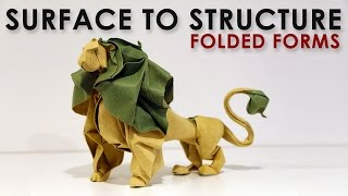 Surface to Structure: Folded Forms (Origami Exhibition)
