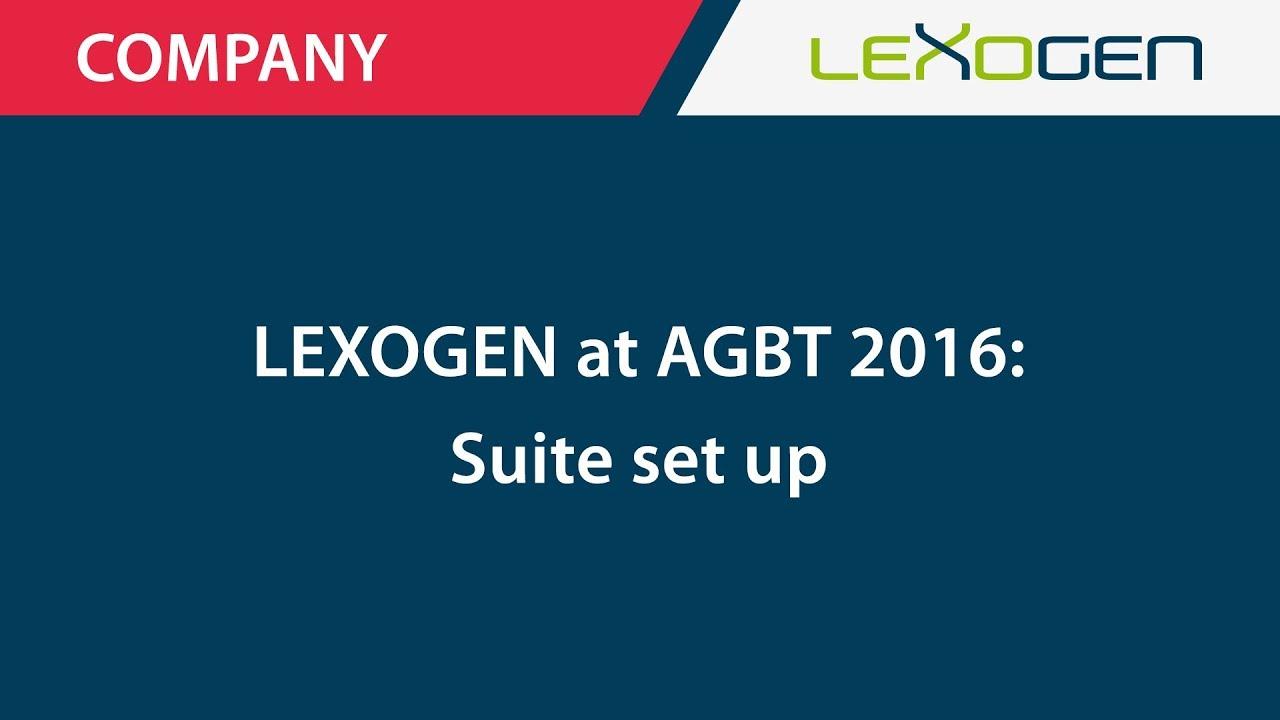 AGBT 2016 | Lexogen